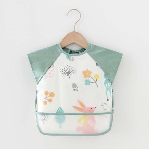 Waterproof Eating Cloth Bib For Baby