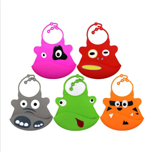 Baby Bib With Pocket Best Silicone Bibs